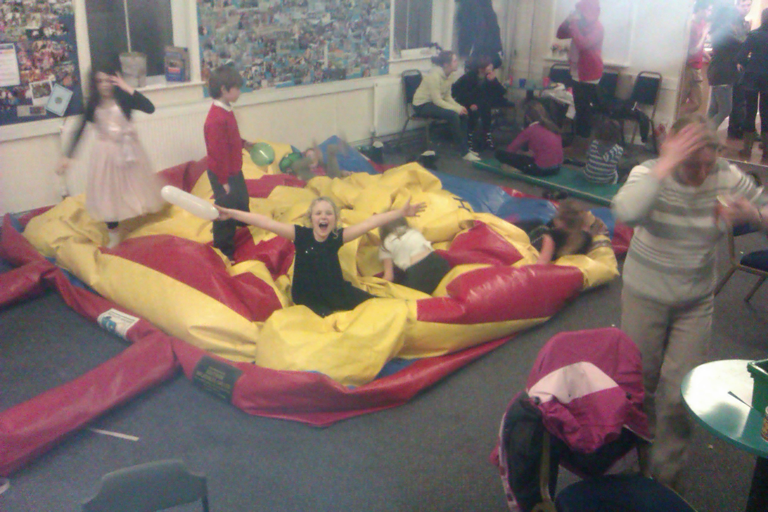 Youth Night Castle