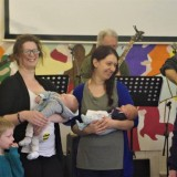 Double baby Dedication